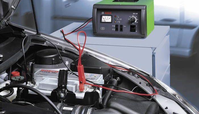 Зарядка аккумуляторных батарей автомобиля