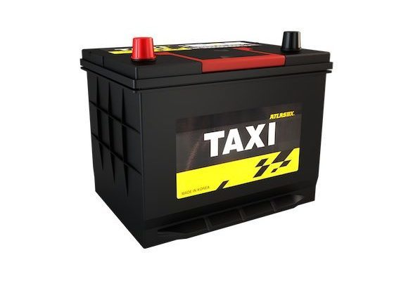 Какой аккумулятор для такси