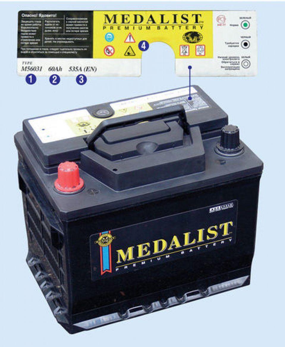 Что значит маркировка на аккумуляторах?