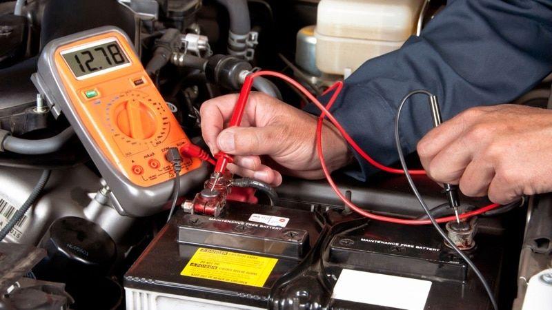 Как проверить авто аккумулятор на работоспособность