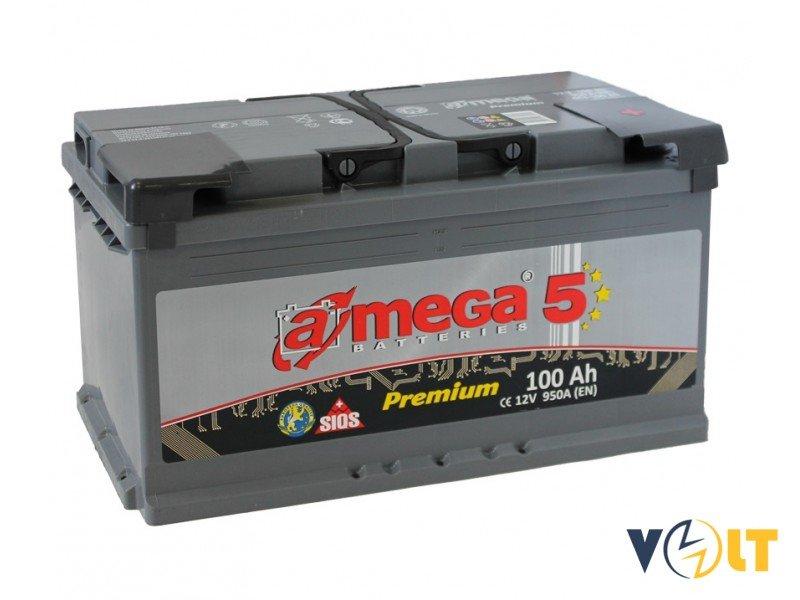 A-Mega PREMIUM 100Ah R+ 950A