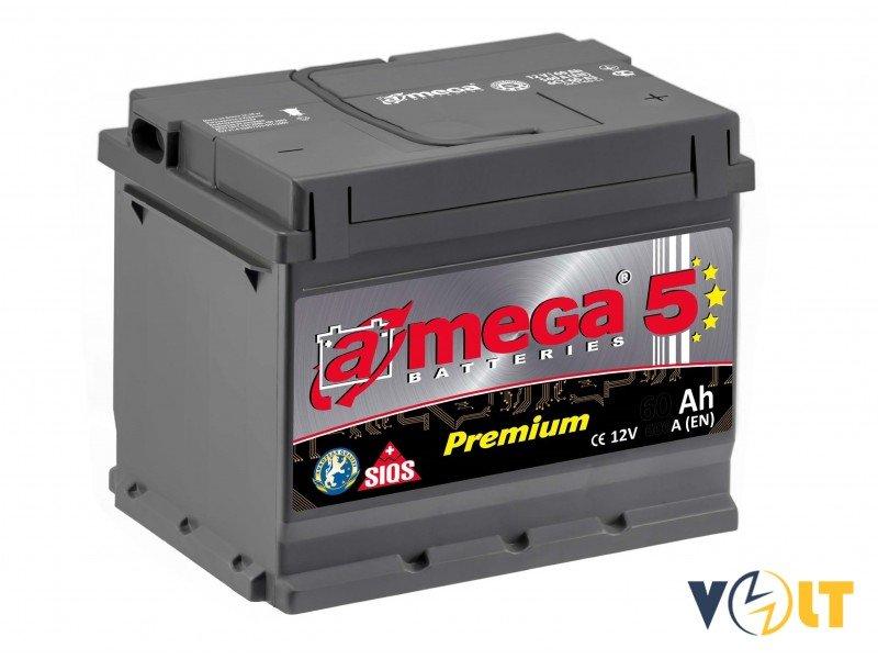 A-Mega PREMIUM 45Ah R+ 450A