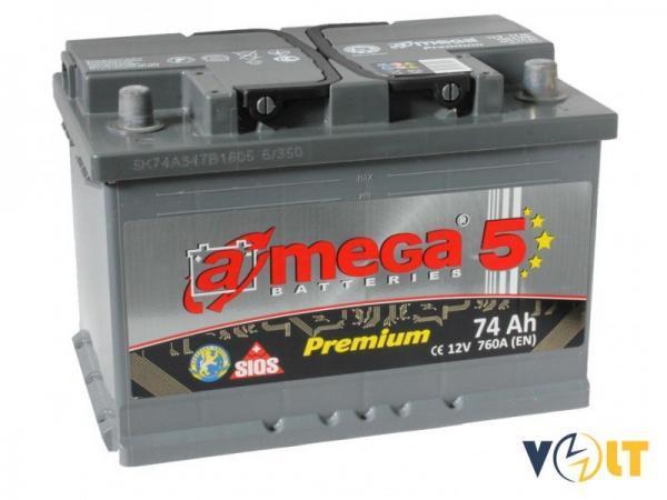 A-Mega PREMIUM 74Ah