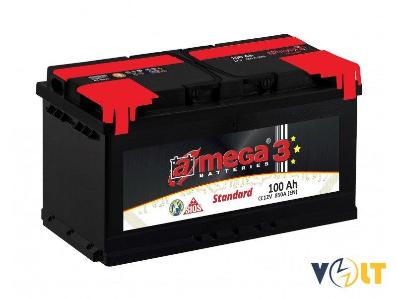 A-Mega Standard 100Ah L+ 850A