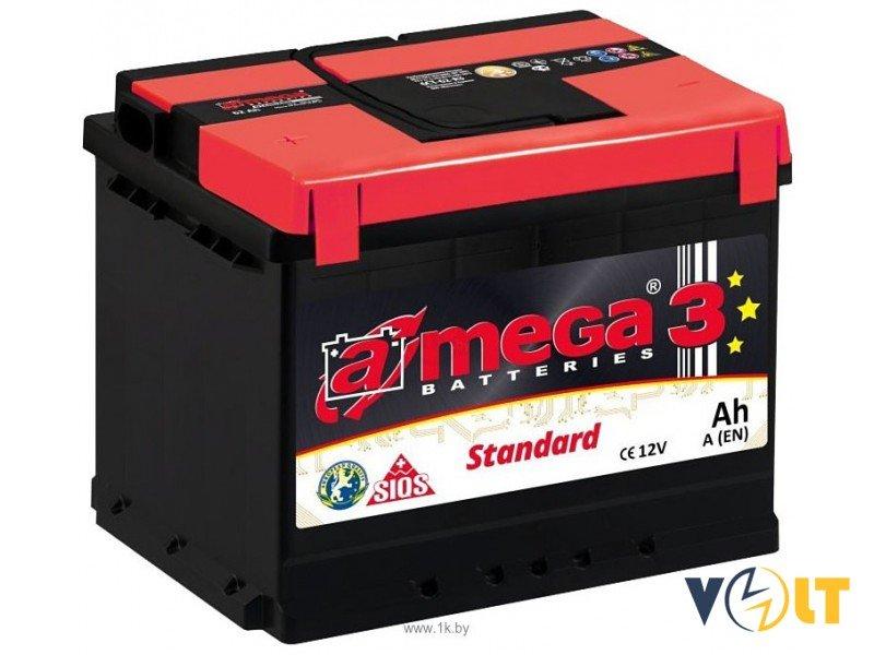 A-Mega Standard 44Ah L+ 390A