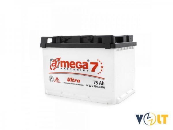 A-Mega Ultra 75Ah L 790A