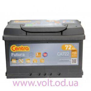 Centra 72Ah R+720A