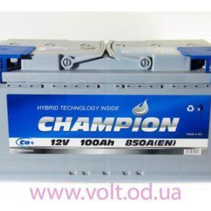 Champion 100ah R+850A