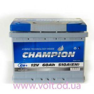 Champion 60ah 510A