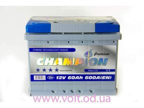 Champion Premium 60ah 600A