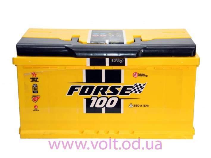 FORSE 100ah R+850A
