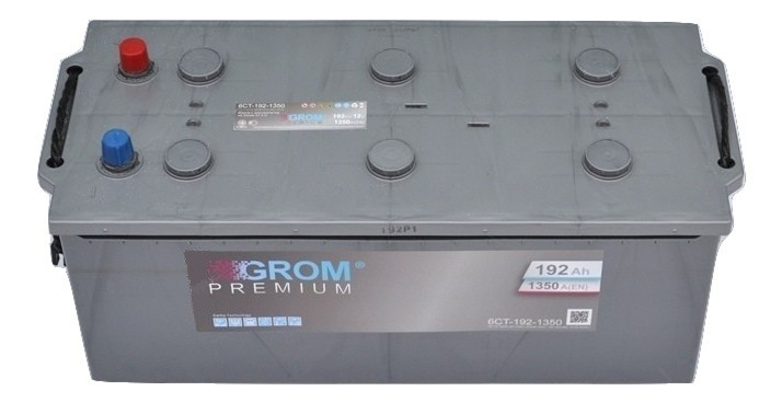 GROM PREMIUM 192ah R+1350A