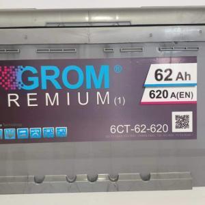 GROM PREMIUM 60ah 620A