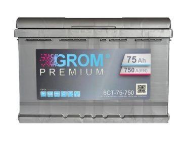 GROM PREMIUM 75ah