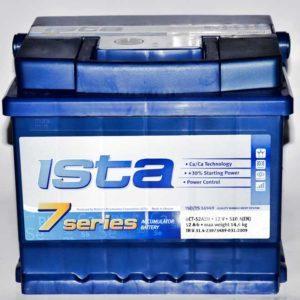ISTA 52ah 7series