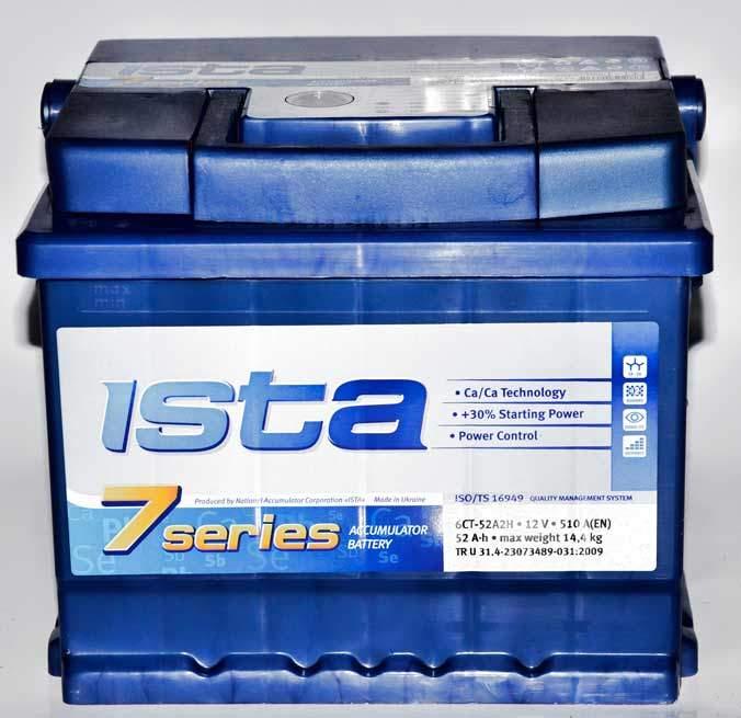 ISTA 52ah 7series L+510A
