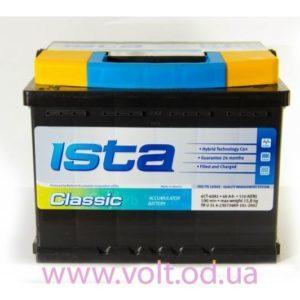 ISTA Classic 60ah