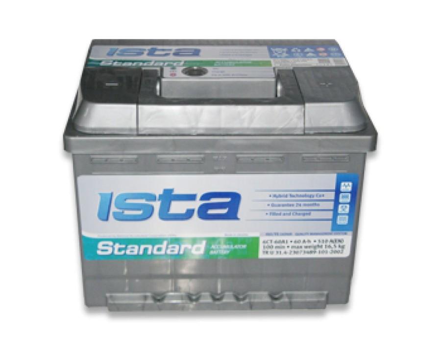 ISTA Standart 50ah L+420A