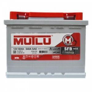 MUTLU SFB Technology (Ser2) 60AH L+ 540A
