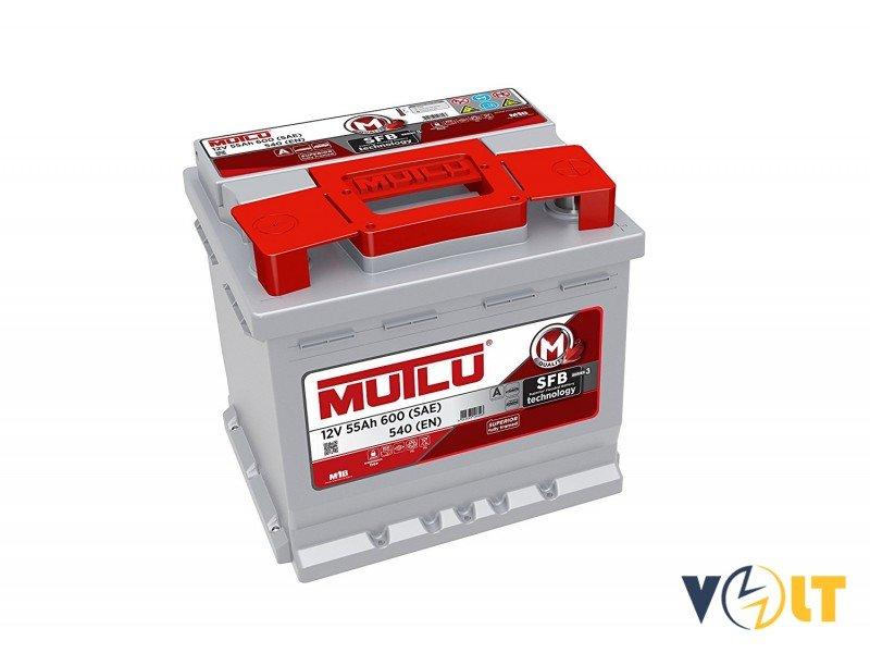 MUTLU SFB Technology (Ser3) 60AH R+ 540A