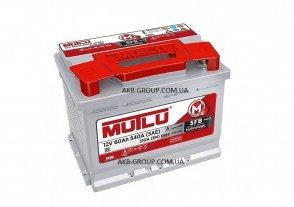 Mutlu SFB Technology (Ser3) 78Ah R+ 780A (низкобазовый)