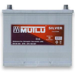 Mutlu Silver Calcium 55AH