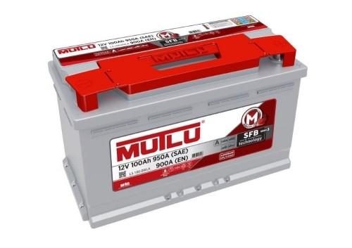 MutluSFB Technology (Ser3) 100AH R+ 900A