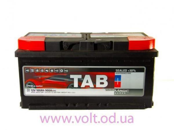 TAB 100ah R+900A