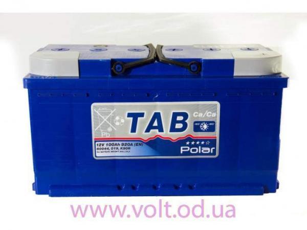 TAB 100ah R+920A
