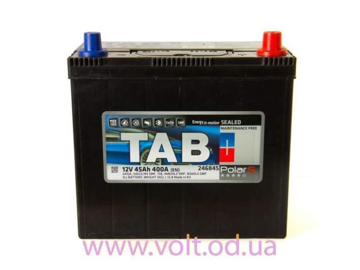 TAB 45ah JL+400A