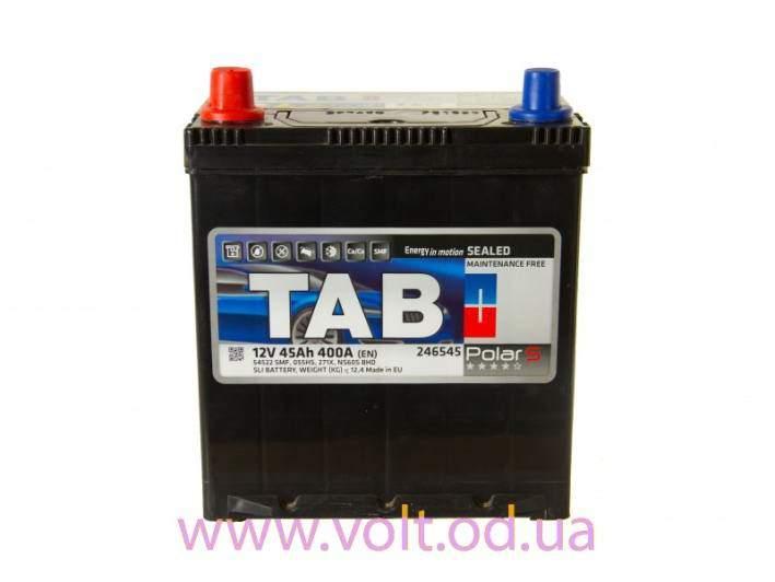 TAB 45ah JL+400A (Daewoo Matiz)