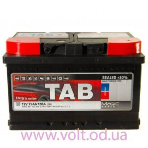 TAB 75ah R+720A