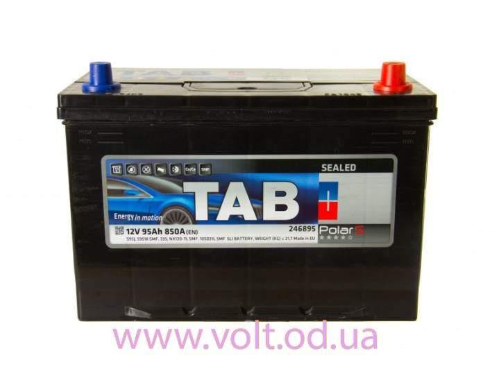 TAB 95ah JR+850A
