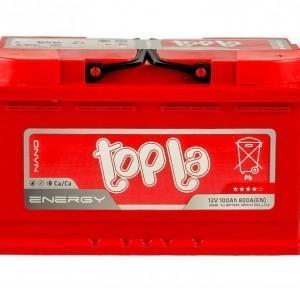 TOPLA ENERGY 100AH R+ 800A