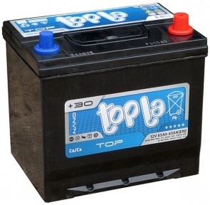 TOPLA TOP 60AH JR+ 600A (EN)
