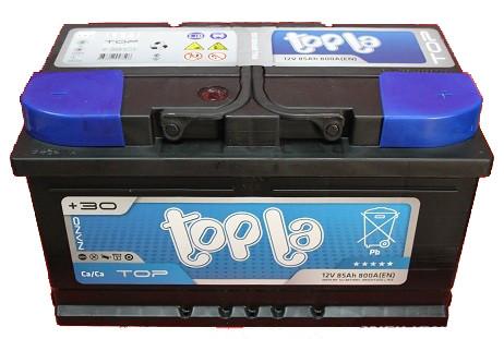 TOPLA TOP 85AH R+ 800A