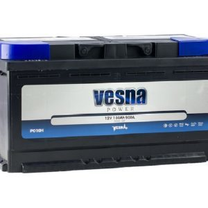 Vesna Power 100 Ah R+ 900A