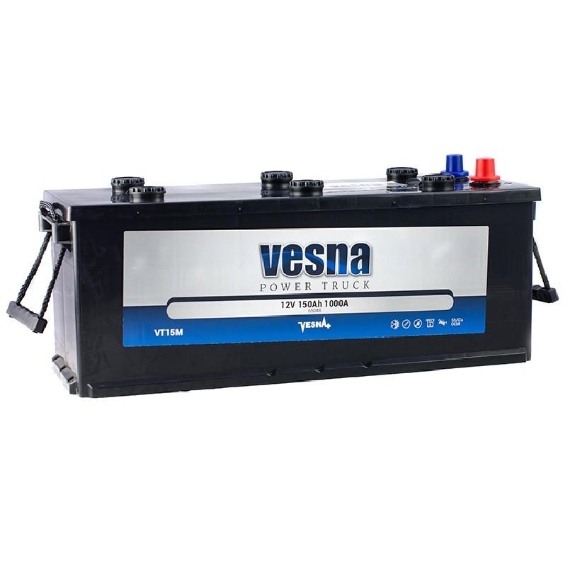 Vesna Power 135 Ah R+ 850A