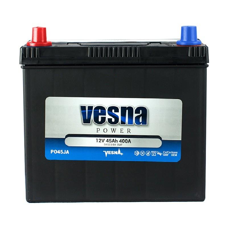 Vesna Power 45 Ah R+ 400A Asia