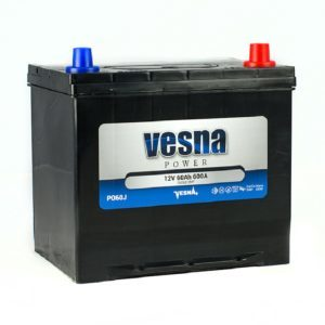 Vesna Power 60 Ah 600A Asia