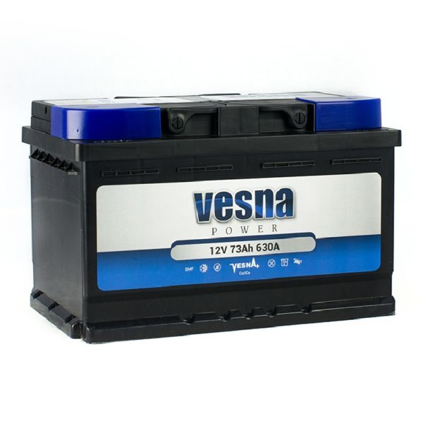 Vesna Power 74 Ah 680A