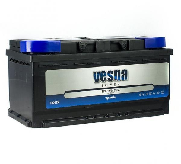 Vesna Power 92 Ah 850A