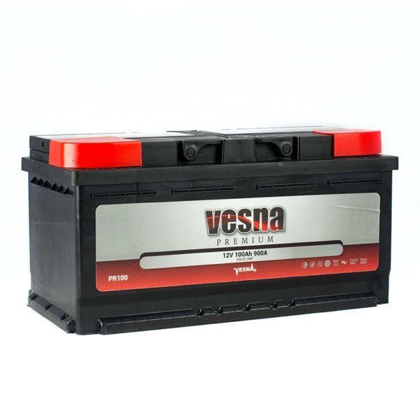 Vesna Premium 100 Ah R+ 900A