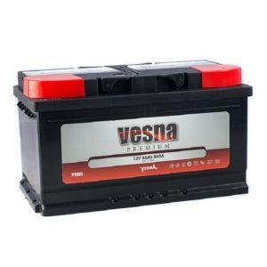 Vesna Premium 85 Ah R+ 800A
