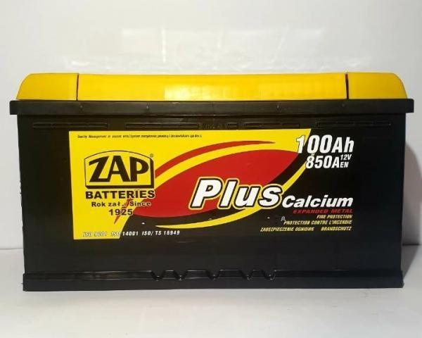 ZAP Plus 100 Ah JR+ 850A