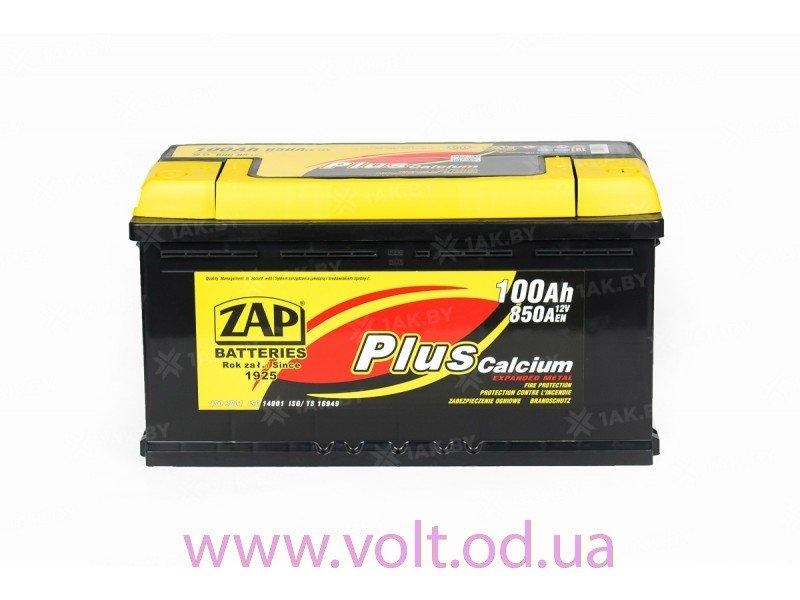 ZAP Plus 62Ah JR+ 520A