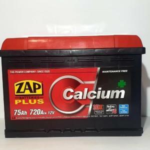 ZAP Plus 75 Ah JL+ 720A