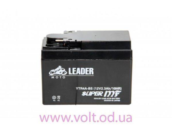 МОТО LEADER 12V 4A (Таблетка)
