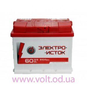 Электроисток 60ah 510A