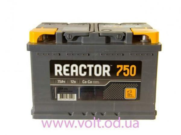 REACTOR 75ah R+750A